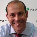 Luis Palomino, secretario general de ASEGRE
