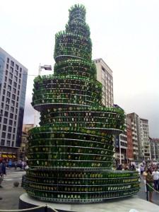 Árbol del Reciclaje