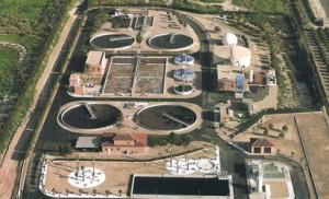 Estación depuradora de aguas residuales de Alcantarilla