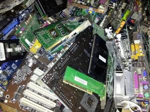 residuos electrónicos