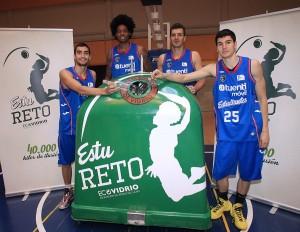 Presentación de la campala ESTTU-RETO