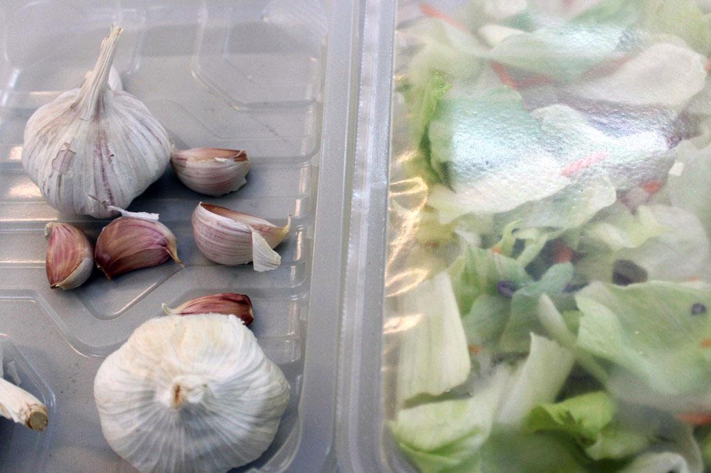 nuevos envases biodegradables que alargan la vida de los alimentos