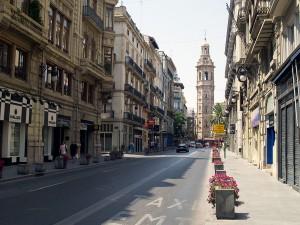 los comercios de Valencia podrán conocer el impacto ambiental que genera su actividad. Foto: Residuos Profesional