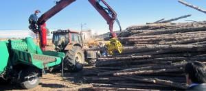Trabajos con biomasa