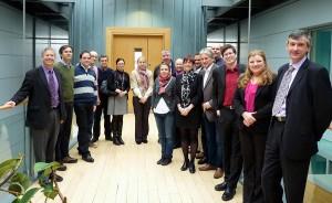 Miembros del proyecto NAPES