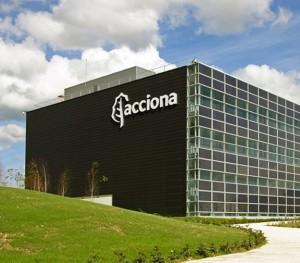 Acciona es la única empresa española entre las 100 compañías más sostenibles del mundo