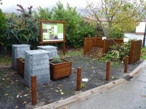 Nuevos puntos de compostaje colectivo en Álava