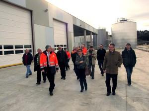 La planta de biometanización se alimentará de residuos orgánicos y lodos de depuradora