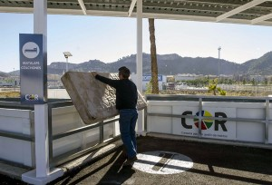 la Comunidad valenciana cuenta con una red de 210 ecoparques