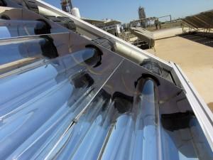 El proyecto investiga la regeneración de aguas residuales mediante procesos integrados de biooxidación avanzada y fotocatálisis