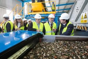 El reciclaje de vidrio casi se duplicará en Galicia