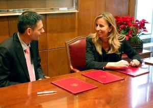 Acuerdo para la promoción de la economía solidaria a través de la reutilización de residuos