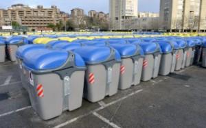 Nuevos contenedores de recogida selectiva de Santander