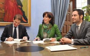 Acuerdo entre Ecoembes y Diputación de Córdoba para el reciclaje de envases