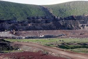 cinco empresas pugnan por la gestión de residuos en Lanzarote