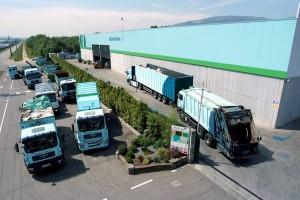 Grupo Couceiro convierte residuos de automoción en combustible sólido recuperado