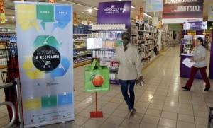 Campaña de reciclaje en Lanzarote
