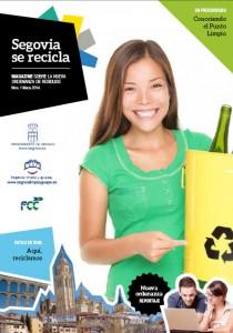 "Campaña ""Segovia se recicla"""