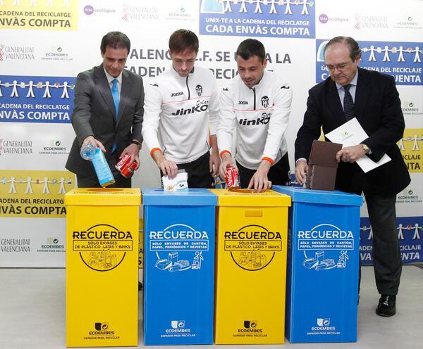 Valencia CF Ecoembes