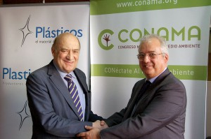 Acuerdo entre Fundación Conama y PlasticsEurope