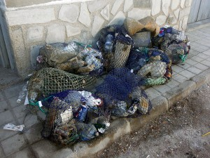 Gestión de residuos integral en el puerto pesquero de Motril