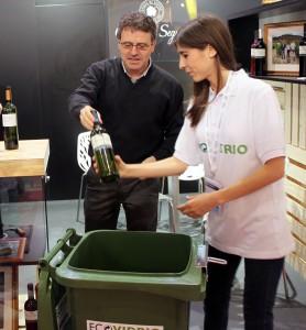 64.000 botellas recicladas en Alimentaria