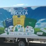 Una campaña gallega de reciclaje, elegida evento satélite en la Green Week por la Comisión Europea