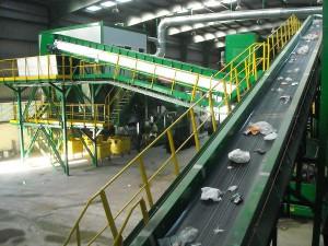 nueva planta de reciclaje en Valsequillo