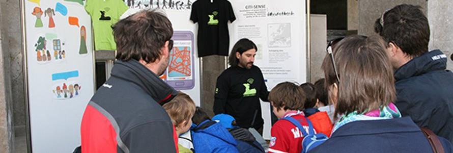 Proyecto CITI-SENSE: observatorios ciudadanos para mejorar el medio ambiente