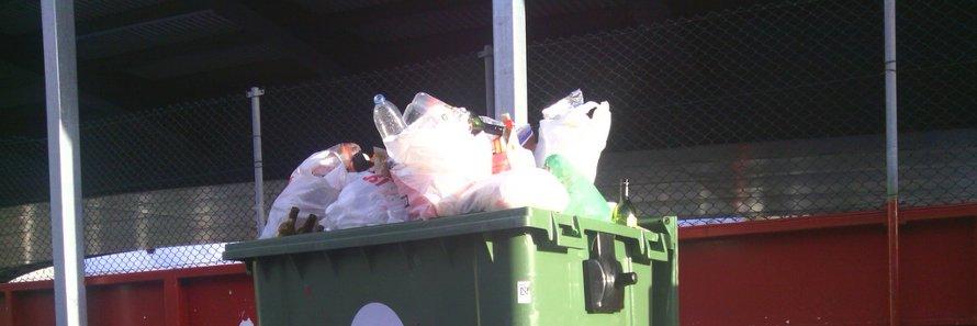 El porcentaje de generación de residuos, un indicador del ciclo económico