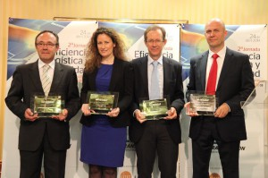 Ganadores premios Logistica Profesional