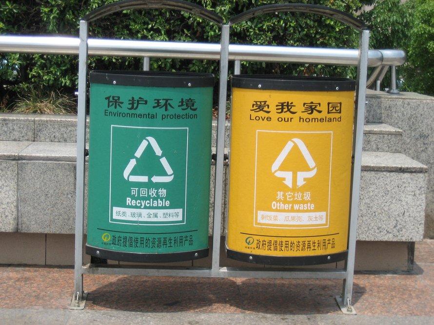 Reciclaje-china