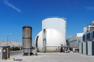 El CTRUZ bate récord de generación de biogás a partir de residuos