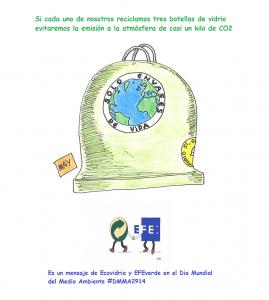 Ecovidrio EFE Verde