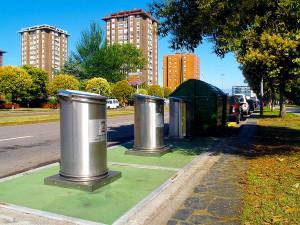 Emulsa adjudica a Elecnor los nuevos contenedores soterrados