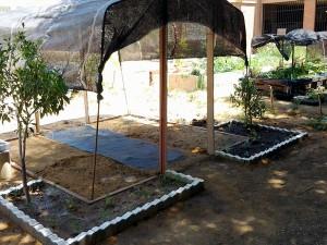 Sadeco dona compost elaborado a partir de residuos a iniciativas vecinales