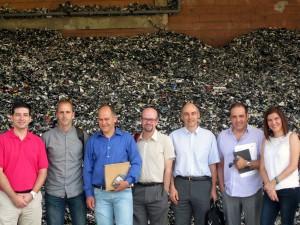 Indumetal Recycling lidera el Proyecto FENIX