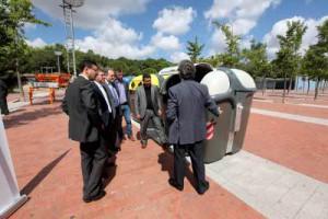 Nuevos equipos de recogida de residuos y aseo urbano en Sabadell
