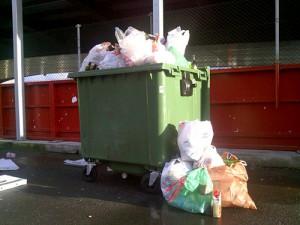 En verano se reducen los hábitos de reciclaje