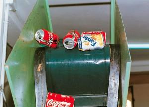 Los envases de acero, los más reciclados