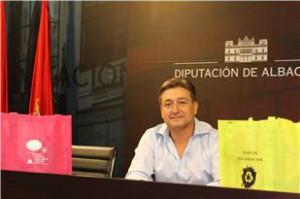 Campaña para reducir las bolsas de plástico en la Feria de Albacete