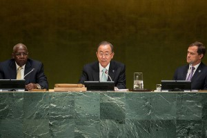 Anuncian el compromiso de 200.000 millones de dólares para frenar el cambio climático
