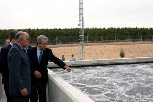 La Región de Murcia culmina su red de depuradoras de aguas residuales