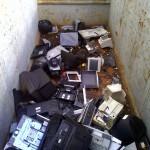Andalucía reciclará 17.000 toneladas de residuos electrónicos en los próximos cinco años