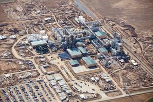 Primera planta comercial de etanol de segunda generación de Abengoa