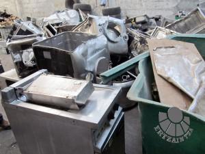Investigación penal sobre 17 chatarrerías del País Vasco por gestión irregular de residuos peligrosos