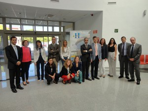 Reunión de lanzamiento del proyecto RENOVAGAS