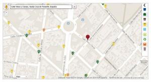 Santa Cruz Limpia localiza todos los contenedores de la ciudad con Google Maps