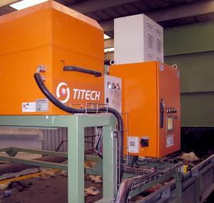 El centro de tratamiento de residuos de Alcázar de San Juan ya cuenta con cuatro equipos de clasificación TITECH autosort