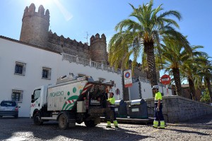 Colocarán un contador de residuos en la Feria Ganadera de Zafra